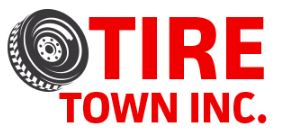 Learn What You Can Do Online with Tire Town Inc.